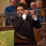 Cornel West: American children living in poverty 'a moral disgrace'