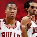 Derrick Rose and the Chicago Bulls in Town