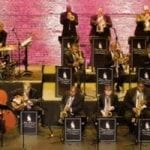 A tour of jazz featuring the John  Brown Big Band