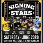 Signing with the Stars 2!!!