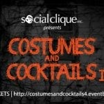 Costumes and Cocktails IV