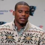 Cam Newton talks after 38-0 win over Falcons (video)