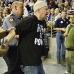 Charlotte activist escorted from Donald Trump rally in SC