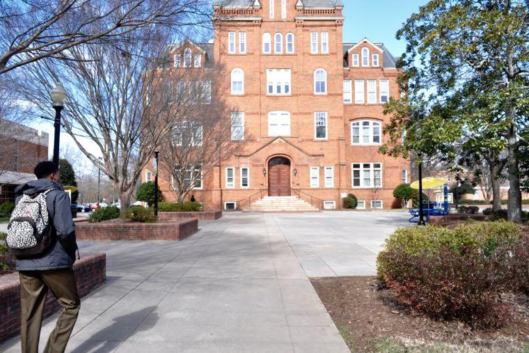JCSU-campus