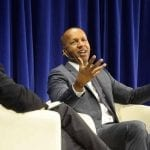 Bryan Stevenson urges America to heal its racial tensions by facing its mistakes