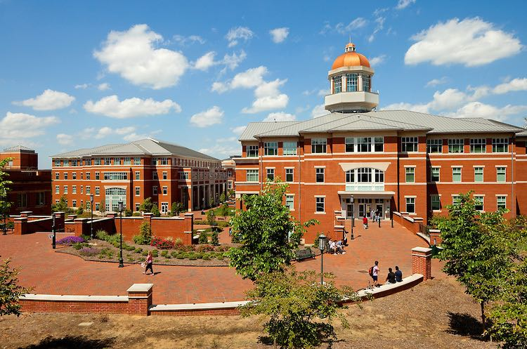 The University of North Carolina at Charlotte