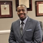 Meet Dr. Theodore Nyame, Qcity Newcomer