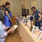 Writers of Christian fiction and their fans meet in Charlotte for weekend fellowship