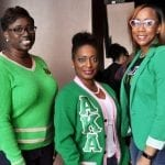 Scene at AKA Day at the Movies (Photo Gallery)