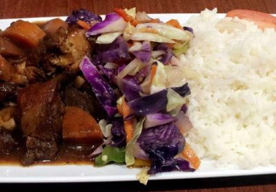 Quidleys Delight Jamaican restaurant