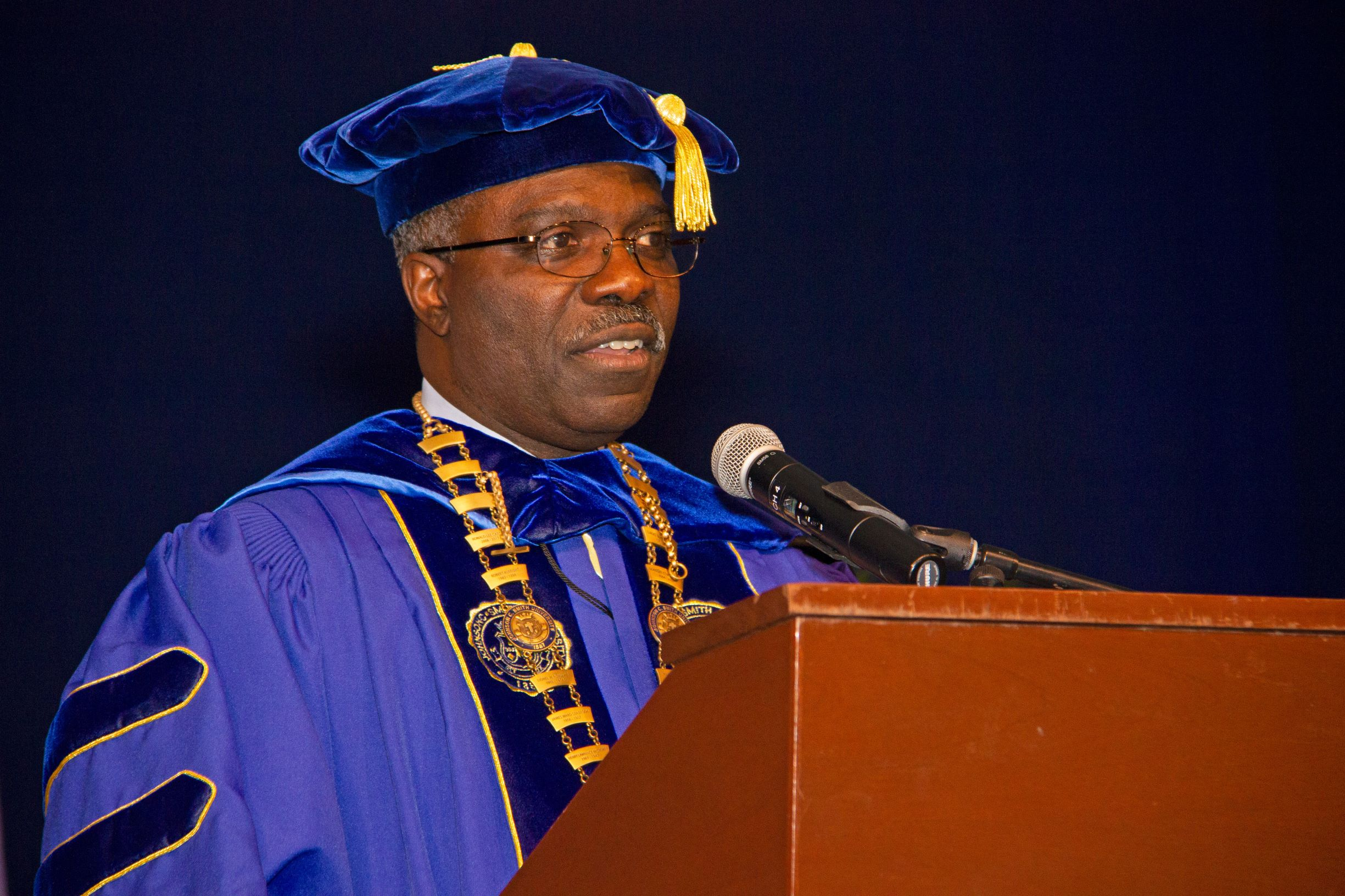 JCSU-President-Clarence-Armbrister-inauguration