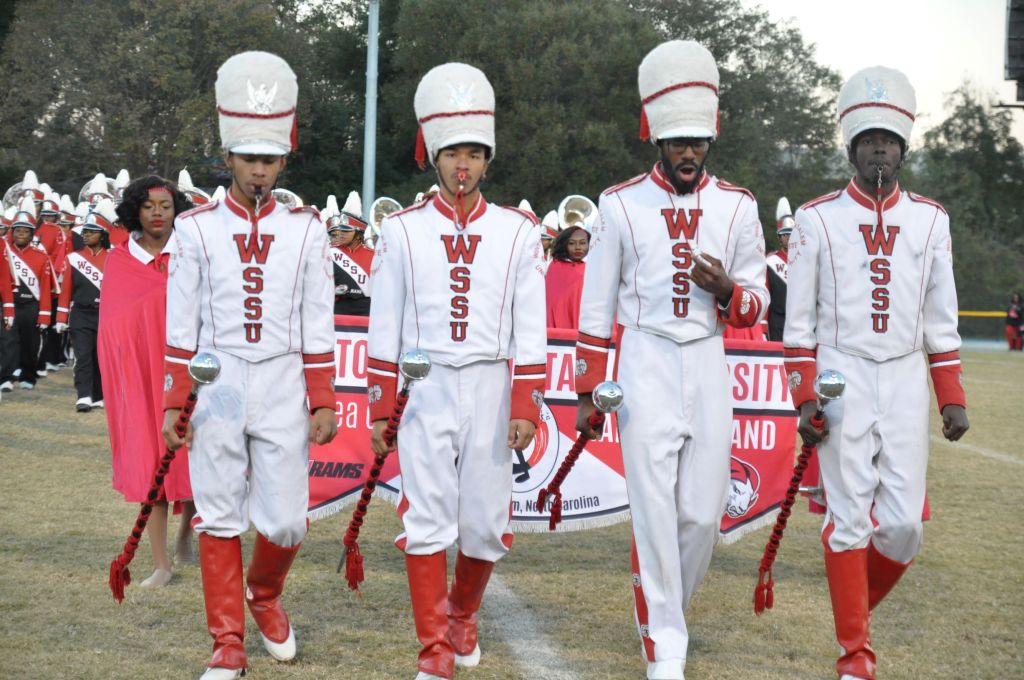 Winston-Salem-State-university-band