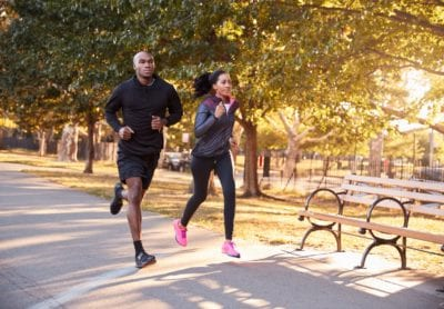 exercise-man-woman-running