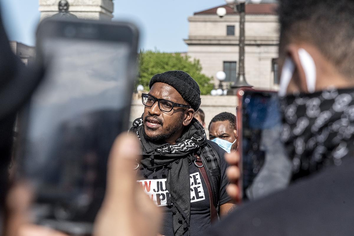 Alvin-Jacobs-Minneapolis-George-Floyd-protest