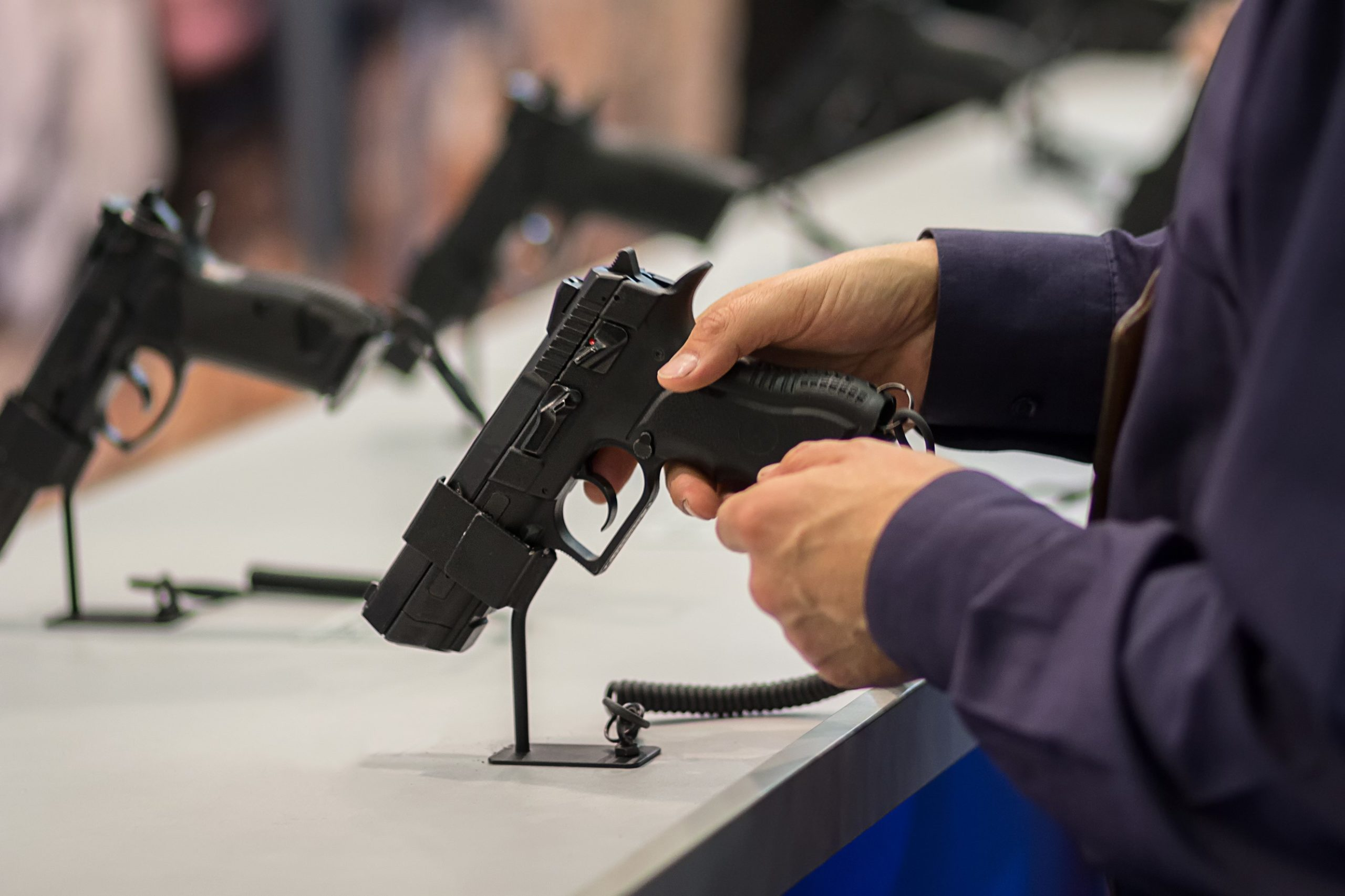 gun-sales-stock
