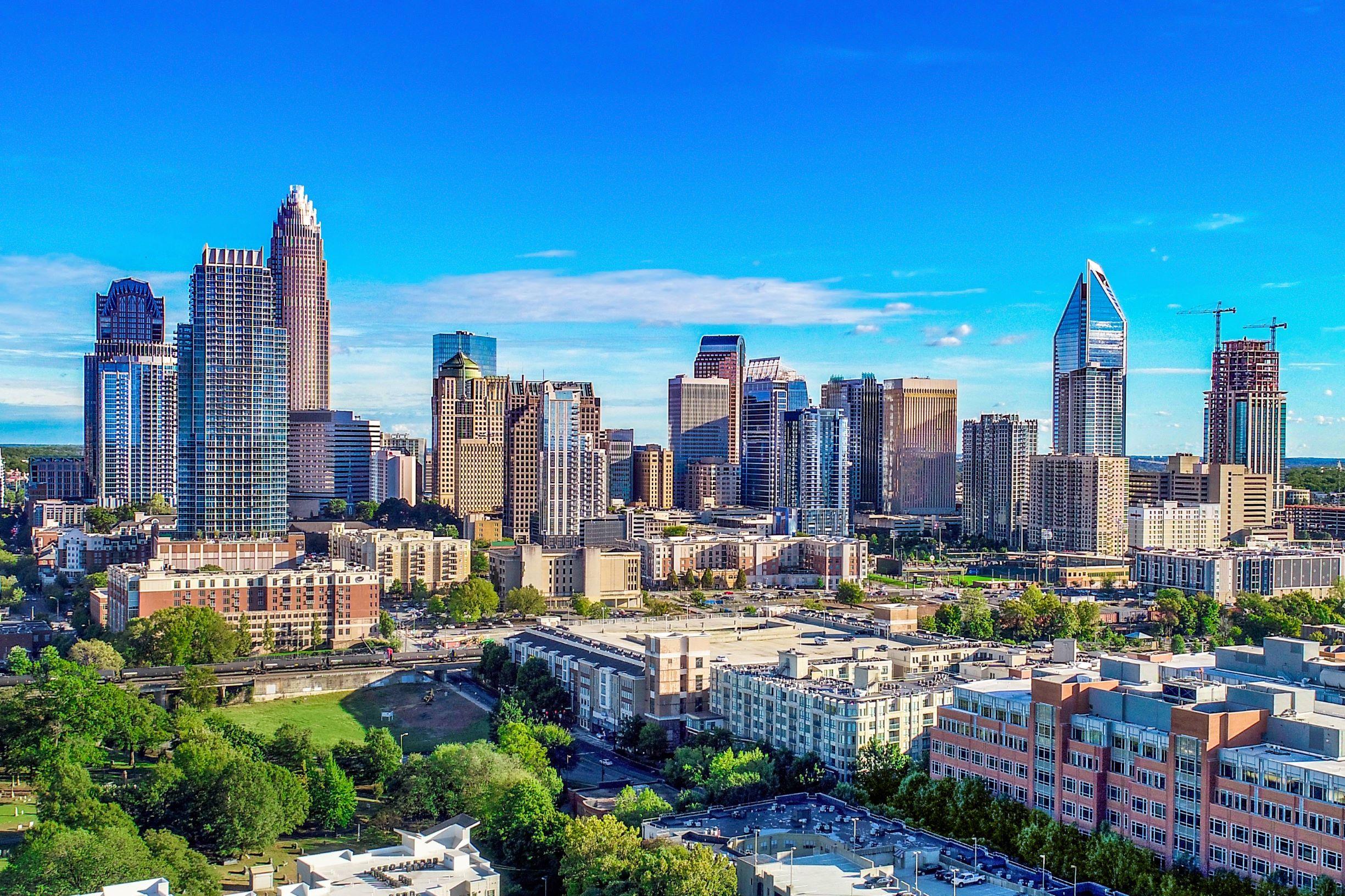 Charlotte-skyline-aerial-Kevin-Ruck