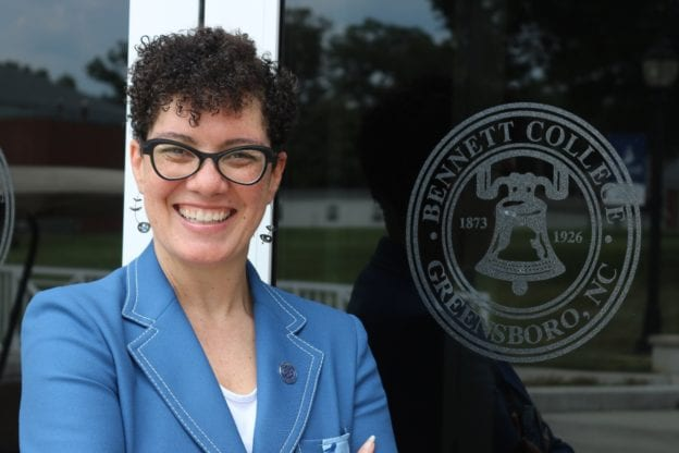 Bennett-College-President-Walsh