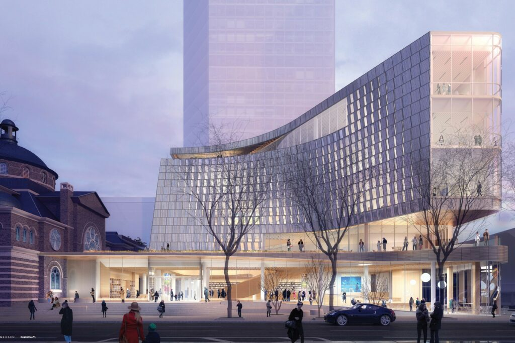 Charlotte-Mecklenburg-Library-main-rendering