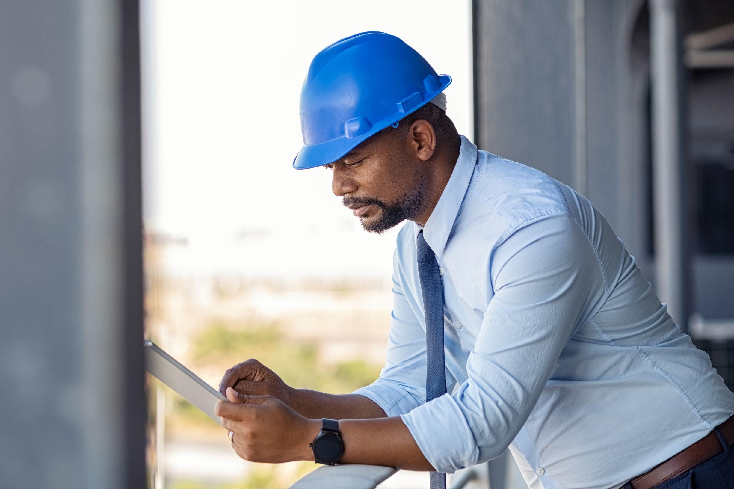 Black-construction-worker