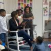 Jack and Jill chapter opens reading room at Charlotte school